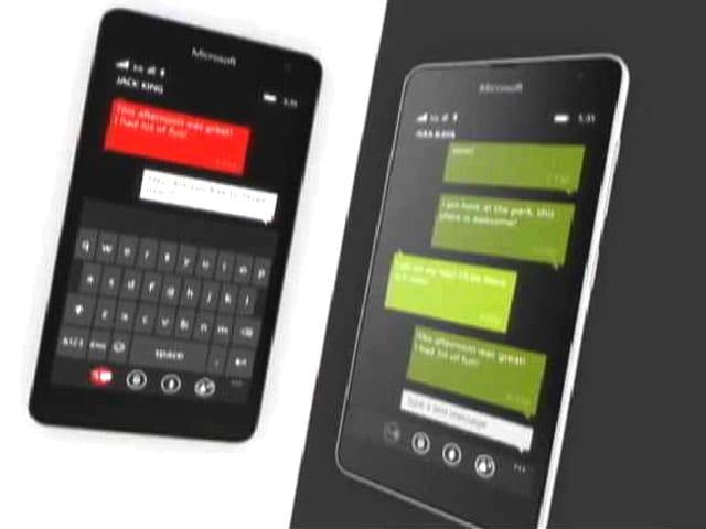 Video : The First Non-Nokia Lumia Phone