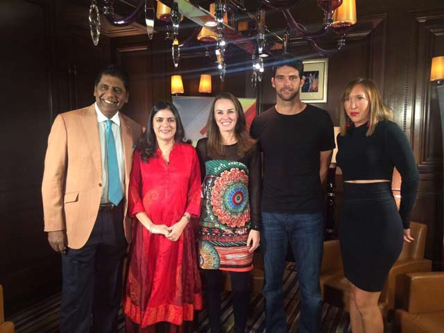 Video : The NDTV Dialogues: Tennis Goes the League Way