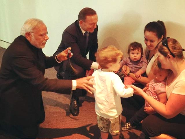 Video : 'PM Abbott and I Turned Photographers!': PM Modi's Second Instagram Post