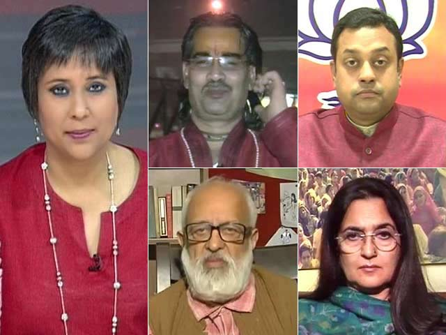 Video : Controversial Guru's Muscle and Mayhem: Has Haryana Government Surrendered?