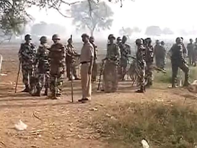 Video : At Rampal's Ashram, 'Hostages' Found, Guru Still Hiding