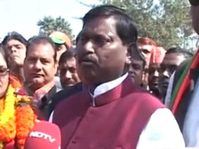 Video : झारखंड में बीजेपी की बनेगी सरकार : अर्जुन मुंडा