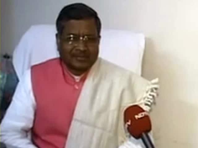 Video : बीजेपी-कांग्रेस दोनों एक जैसे : बाबूलाल मरांडी