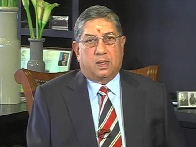 Video : N. Srinivasan Can't Contest BCCI Elections Till he Gives up Commercial Interests in Cricket: Supreme Court