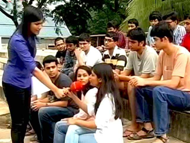 Video : In Conversation With IIT Bombay Students