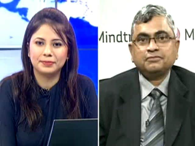 Video : Mindtree Confident on Beating Industry Growth Target