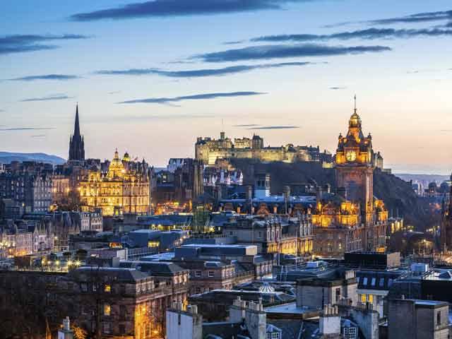 Video : On Top Of the World: Edinburgh, Scotland