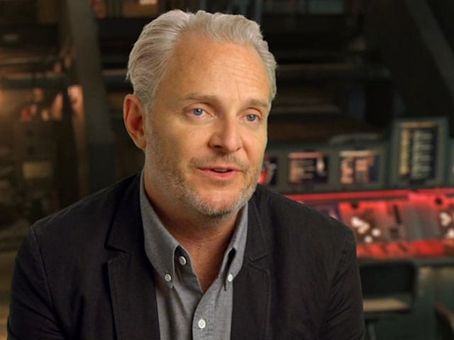 Video : <i>Mockingjay</i> Gives <i>The Hunger Games</i> Series Its Meaning: Francis Lawrence