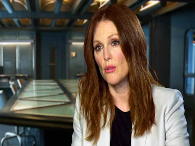 Video : Jennifer Lawrence is the Heroine You Want to Watch: Julianne Moore