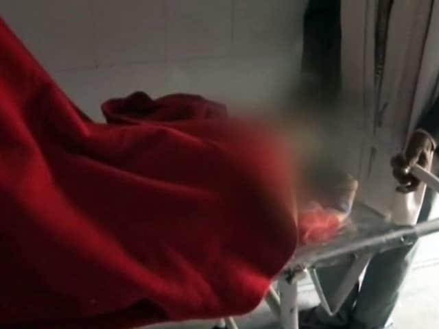 Video : यूपी में रेप का विरोध करने पर जलाई गई लड़की की मौत