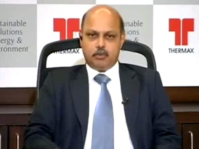 Video : Thermax Eyes 10% Growth in FY15