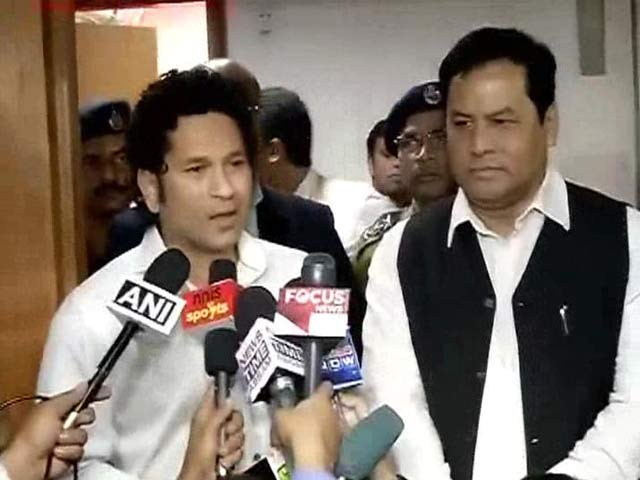 Video : Sarita Devi's Career Should not be Jeopardised: Sachin Tendulkar