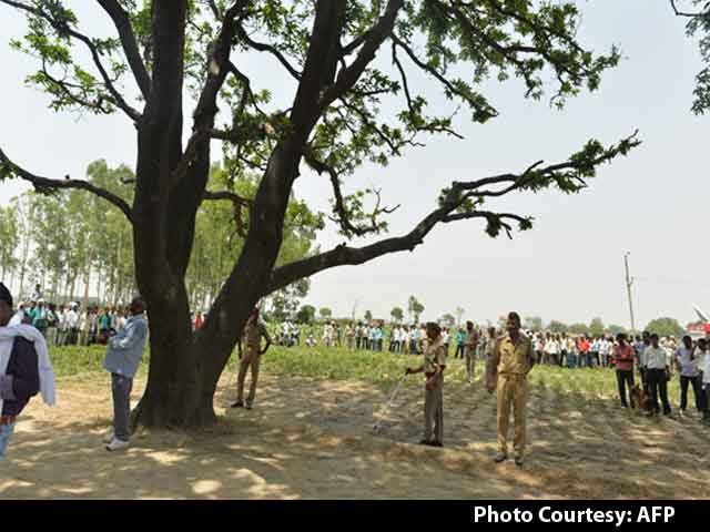 Video : Badaun Cousins' Death Was Suicide, not Murder, Says CBI; Families Reject it