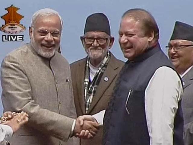 Video : A Thaw, However Slight, Between PM Modi and Nawaz Sharif