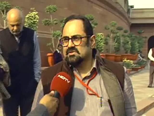 Videos : SEZ नीति जमीन कब्जाने का जरिया : राजीव चंद्रशेखर