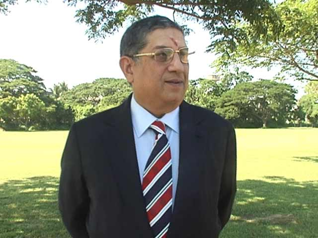Video : N. Srinivasan Denies Allegations of Cover-up in IPL Scam