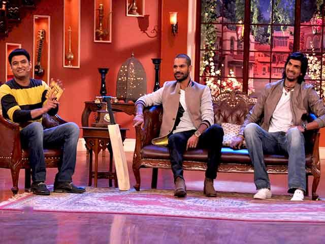 Video : Shikhar Dhawan, Ishant Sharma in a Different Avatar