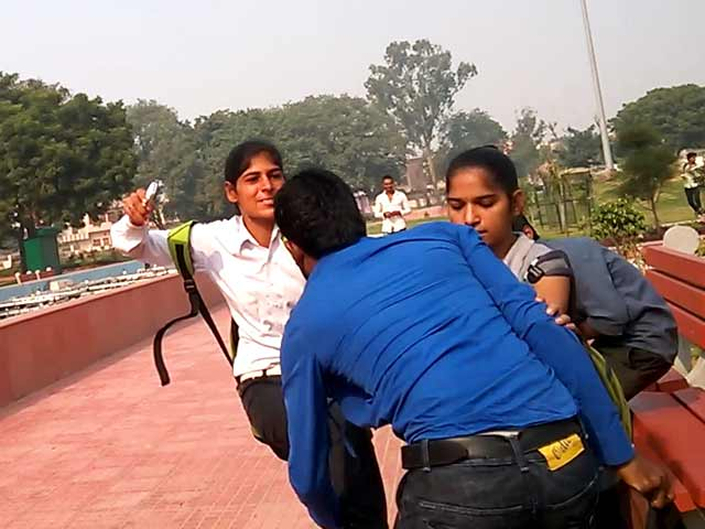 Video : New Video Surfaces of Rohtak Sisters in Action