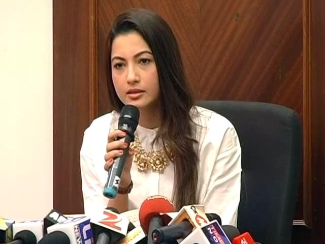 This Loser Doesn't Represent my Beautiful Faith: Gauahar Khan