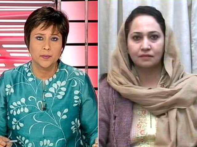 Video : Irony of Jammu and Kashmir Polls: Pakistani Wife of Ex-Separatist Campaigns