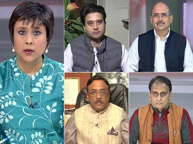 Video : Minister's Divisive Rant: Should the Sadhvi be Sacked?