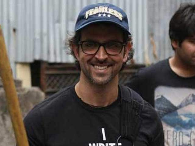 Video : Hrithik Roshan Back with Yash Raj Films?