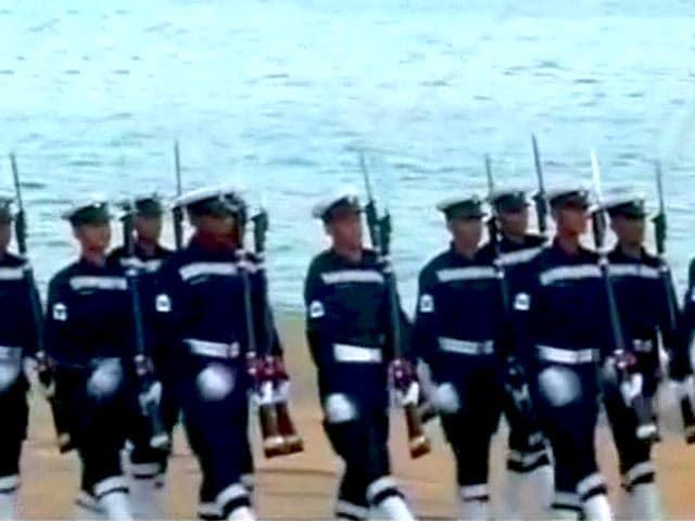 Videos : नौसेना दिवस की तैयारियों की खास झलकियां...