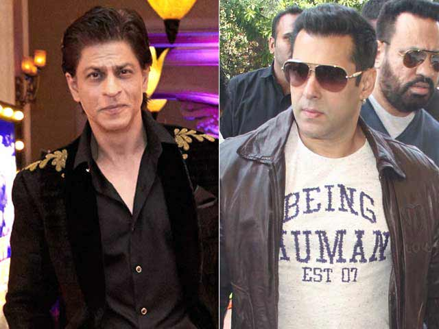 SRK, Salman, Ajay, Hrithik, Shahid in a Battle To Be 'Star of the Year'
