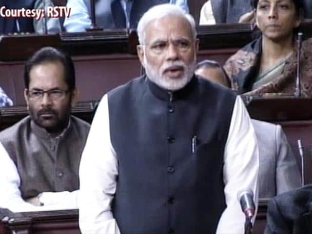 "Video : PM Narendra Modi's Statement on ""Minister of Hate"" Doesn't Placate Opposition"