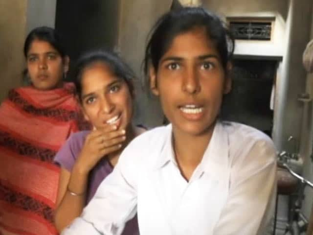 Video : Rohtak Sisters' Award on Hold as Versions of Events Collide