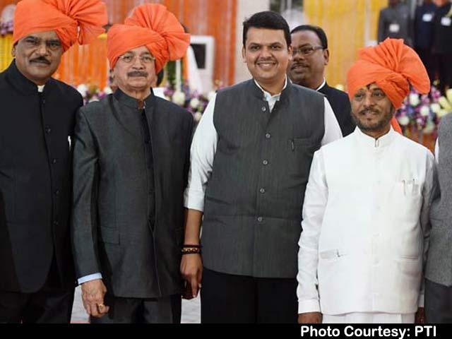 Video : Maharashtra Cabinet Expansion: Shiv Sena Joins Devendra Fadnavis Government