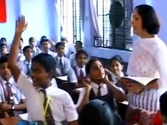 Video : केंद्रीय विद्यालयों में इस साल संस्कृत की परीक्षा नहीं