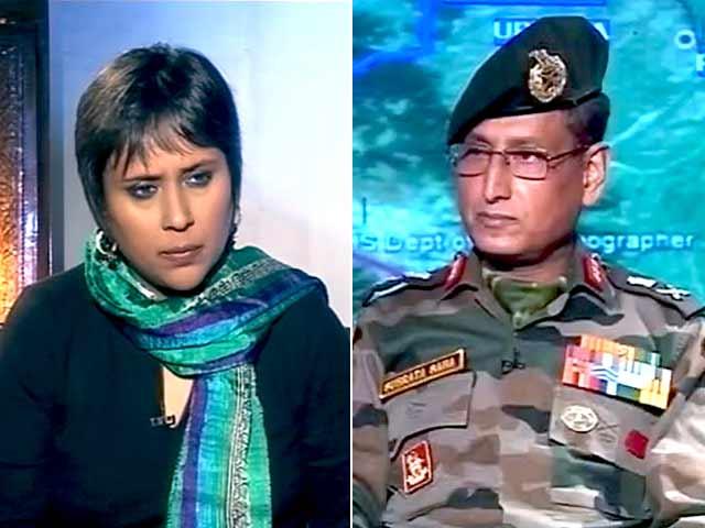 Videos : इंडिया 9 बजे : 'आतंकी हमले के पीछे पाकिस्तान'