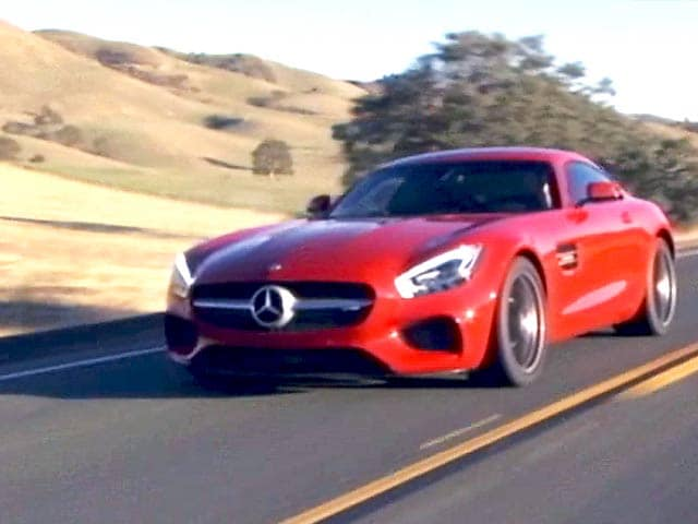 Video : Red Hot AMG GT & XC Adventure Winners in Sweden