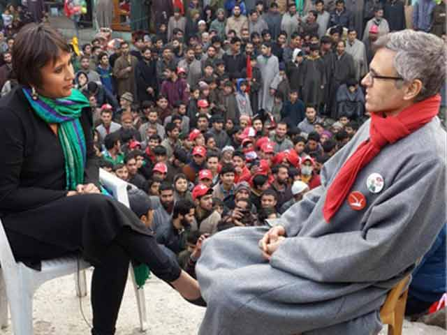 Video : Militant Attacks Backlash to Chest Thumping About Turnout: Omar Abdullah to NDTV