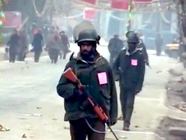 Videos : श्रीनगर में पीएम मोदी की रैली, सुरक्षा के कड़े इंतजाम