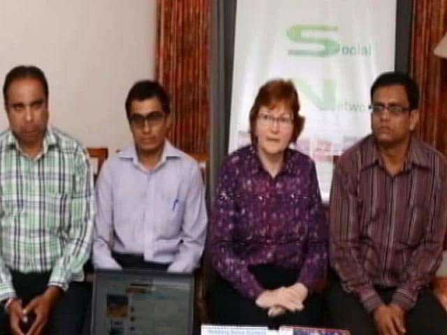 Video : बेंगलुरु : ठगी के आरोप में न्यूजीलैंड की महिला गिरफ्तार
