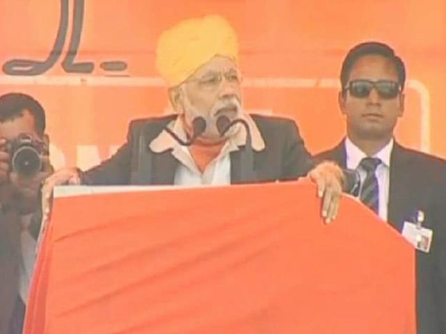 Video : You Also Face the Brunt of Terrorism Like Our Soldiers, Says PM in Jammu
