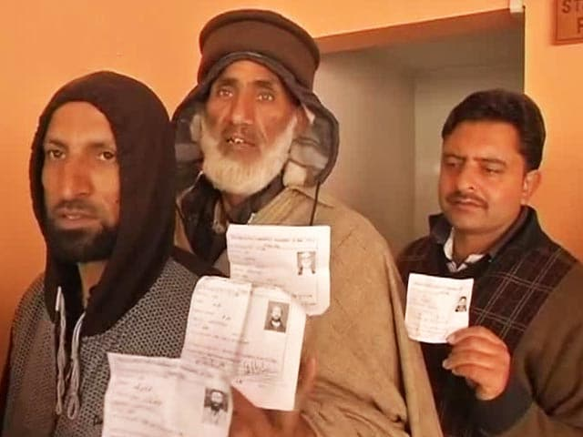 Video : Polls in the Shadow of Terror: 58% People Vote in Jammu and Kashmir