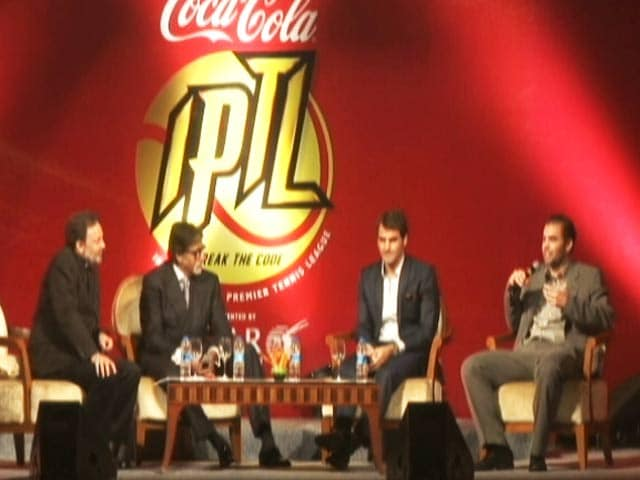 Video : NDTV.com Exclusive: India Questions Roger Federer, Pete Sampras