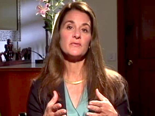 Video : Melinda Gates: Toilets Keep Girls in School