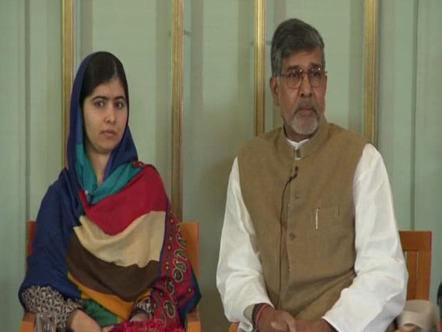 Video : Children Don't Ask For iPads, They Want a Book, Says Malala