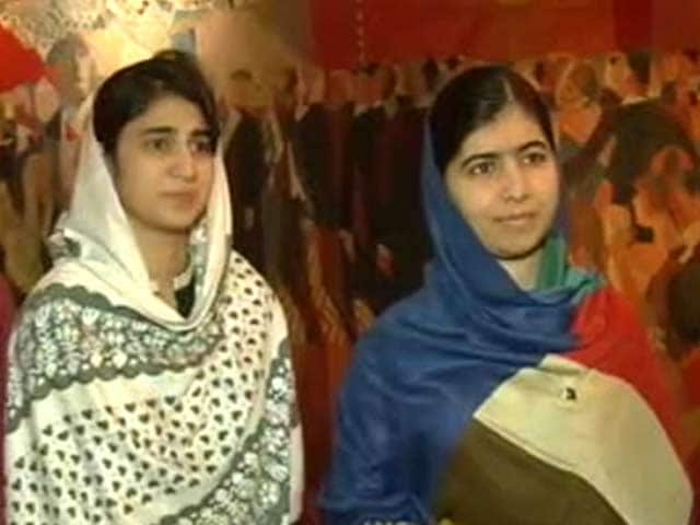 Video : We Knew Malala Wouldn't Forget Us, Say Her Friends From Pakistan