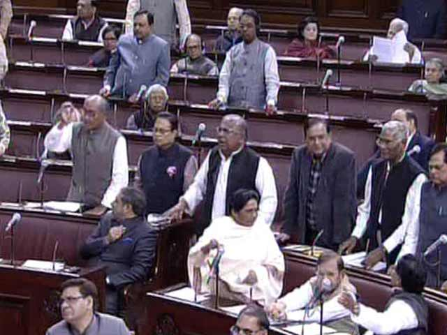 Video : Government Must Answer on UP Mass Conversion: Opposition