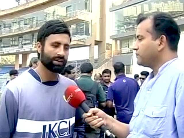 Videos : रणजी ट्रॉफी : जम्मू-कश्मीर ने रचा इतिहास, 40 बार की चैम्पियन मुंबई को हराया