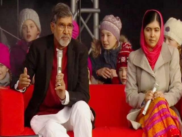 Video : 'You Have Given Me More Energy Than Red Bull,' Says Malala