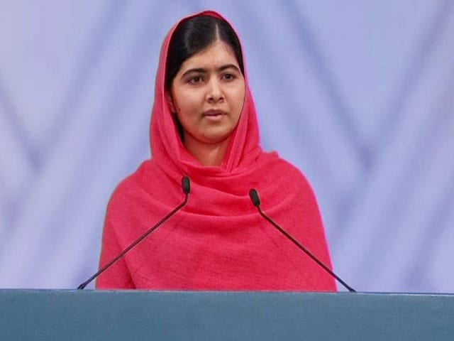 Video : I Am Not One Voice, I'm 66 Million Girls Who Are Deprived of Education, Says Malala
