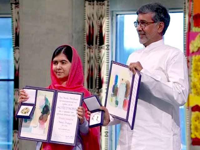 Video : इंडिया 7 बजे : ओसलो में सम्मानित हुए सत्यार्थी-मलाला