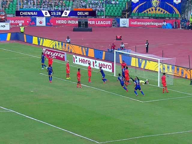 Video : ISL: Alessandro del Piero's Maiden Goal Helps Delhi Dynamos Hold Chennaiyin FC