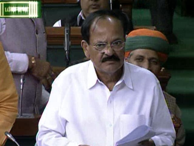 Video : In Conversions Debate, Venkaiah Naidu Says 'Proud of RSS Background'